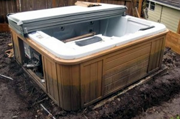 Used Hot Tubs | SpaDepot.com