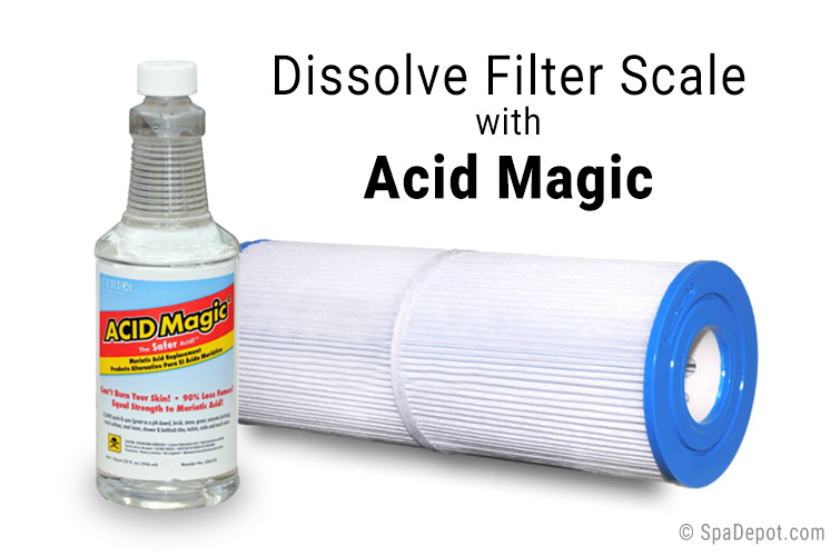 Hot Tub Filter Care Guide | SpaDepot.com