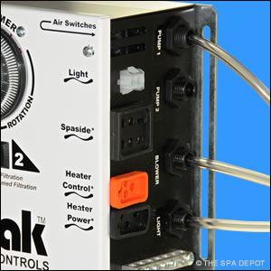 spa packs spadepot com air tubes